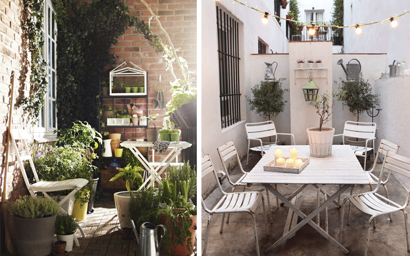 ideas de balcones